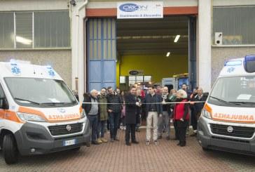 Orion, il quinto stabilimento è un successo: tante associazioni per l'inaugurazione di Sale (Alessandria)