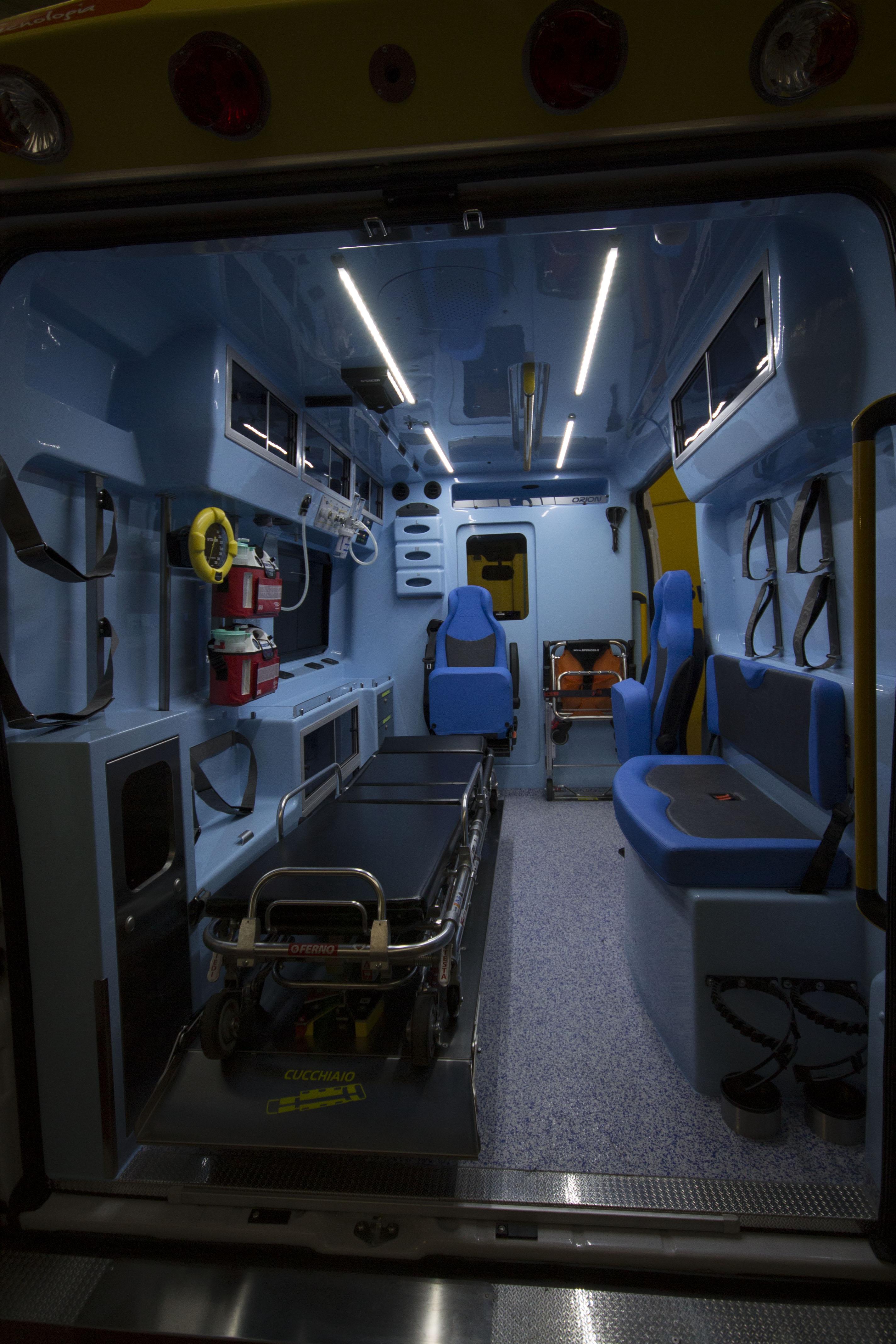 Orion, il quinto stabilimento è un successo: tante associazioni per l'inaugurazione di Sale (Alessandria) | Emergency Live 2
