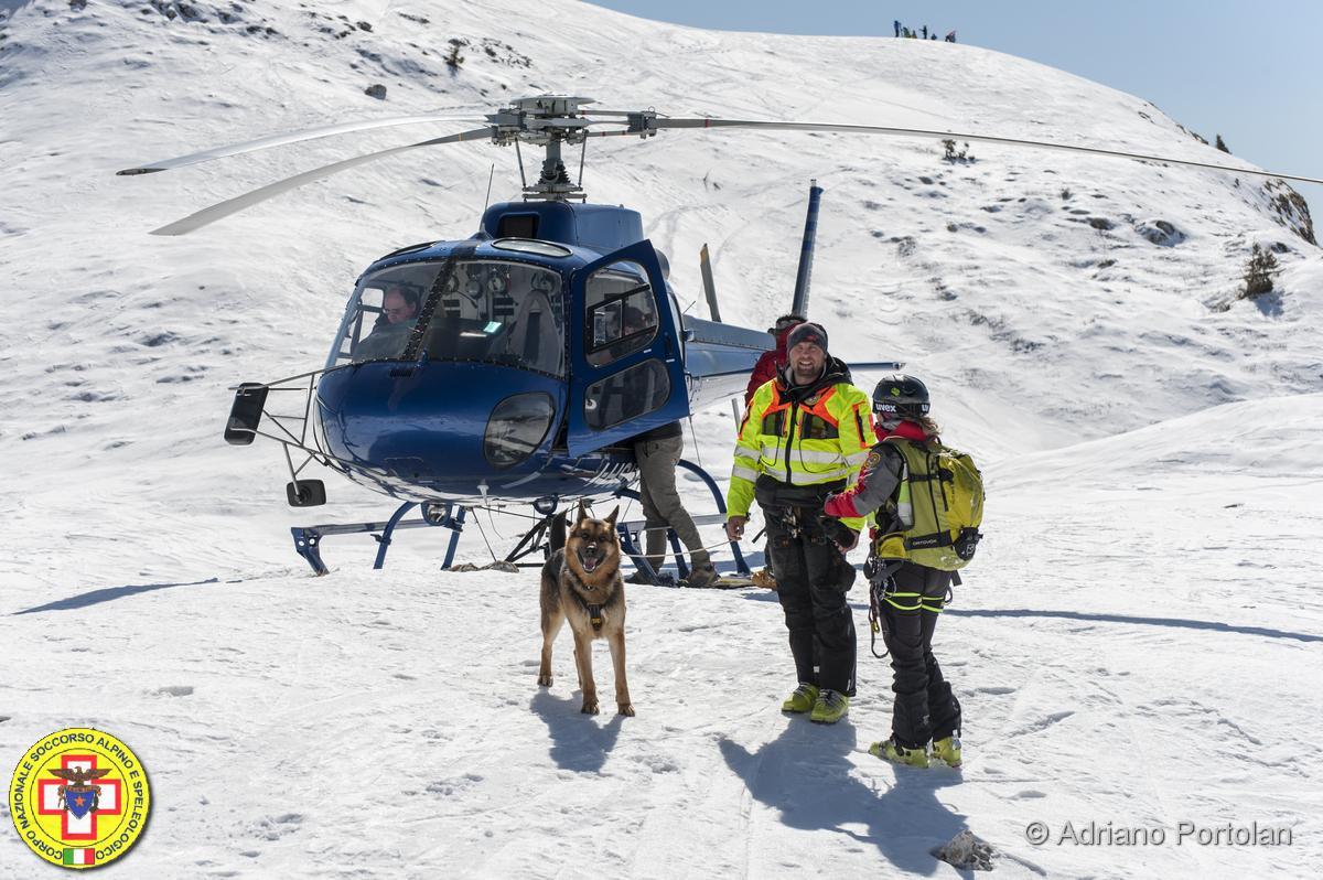 Le unità cinofile del Soccorso Alpino FVG – Quando il cane è davvero il miglior amico dell'uomo