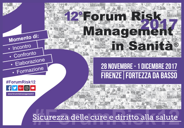 Al Forum Risk Management in Sanità con le Misericordie d'Italia