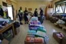 Terremoto Iran-Iraq: consegnati i primi aiuti italiani