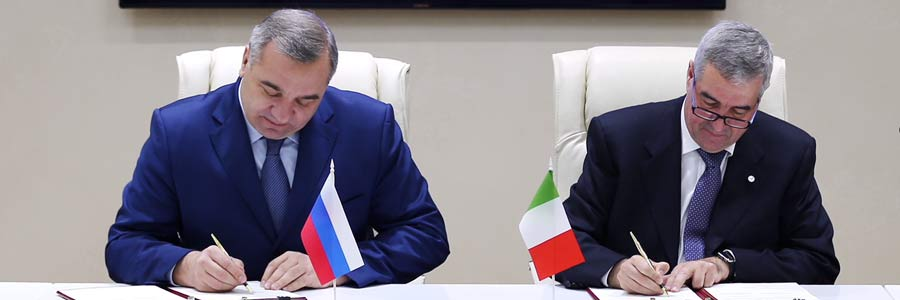Protezione Civile: incontro bilaterale Italia-Russia su prevenzione e gestione emergenze