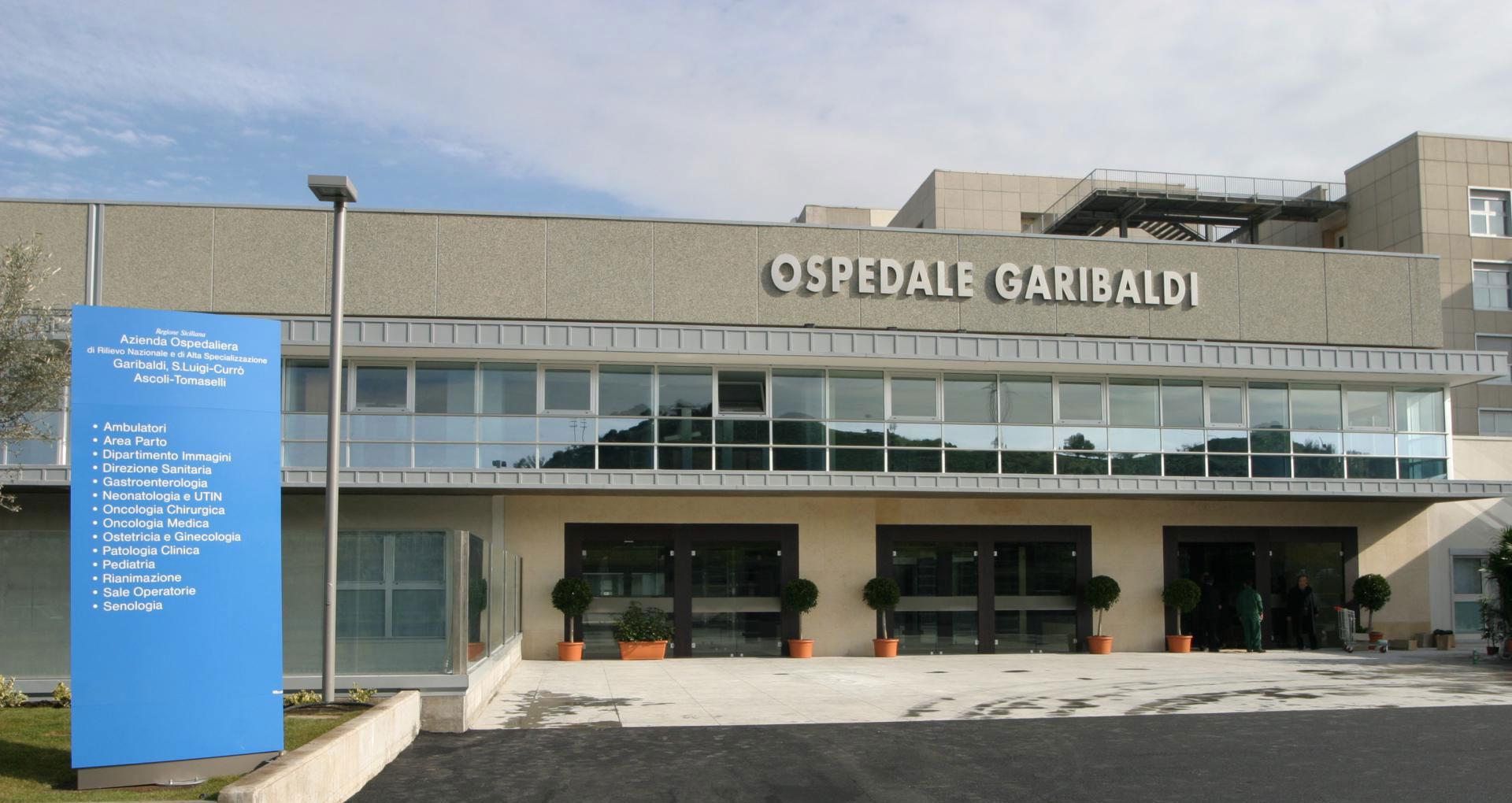 No a infermieri maschi nel reparto di ginecologia del Garibaldi Nesima