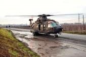 Foto e video degli interventi di salvataggio in Emilia Romagna realizzati da Aeronautica Militare e Vigili del Fuoco
