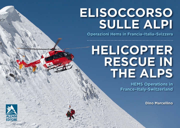 Cover medresHelicopter Rescue in the Alps