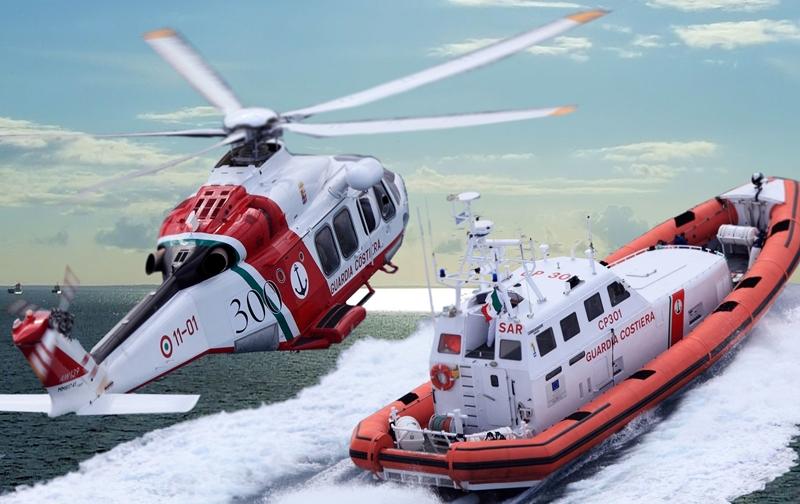 Elitrasporto sanitario di emergenza da parte della Guardia Costiera: intervento fra Livorno e Portoferraio | Emergency Live 4