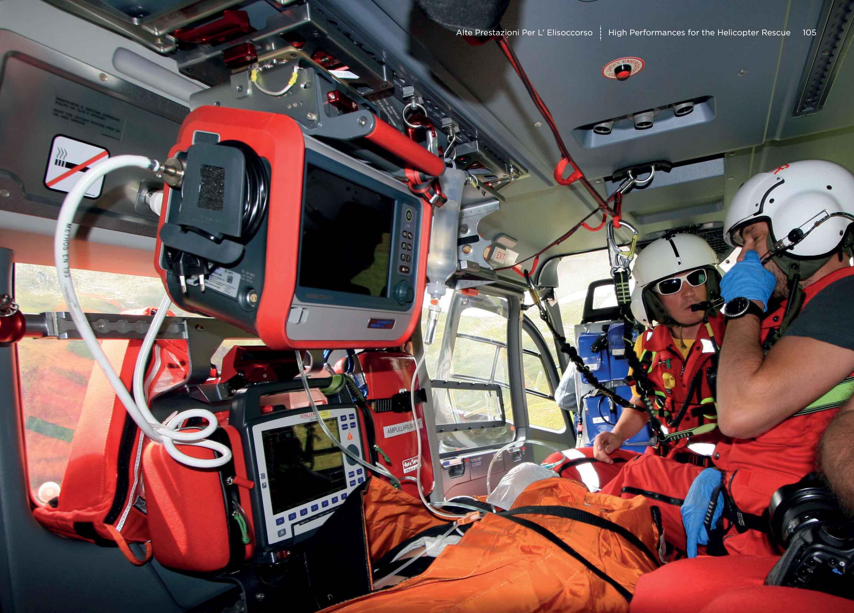 Soccorso ed elicotteri, intervista al fotoreporter Dino Marcellino | Emergency Live 11