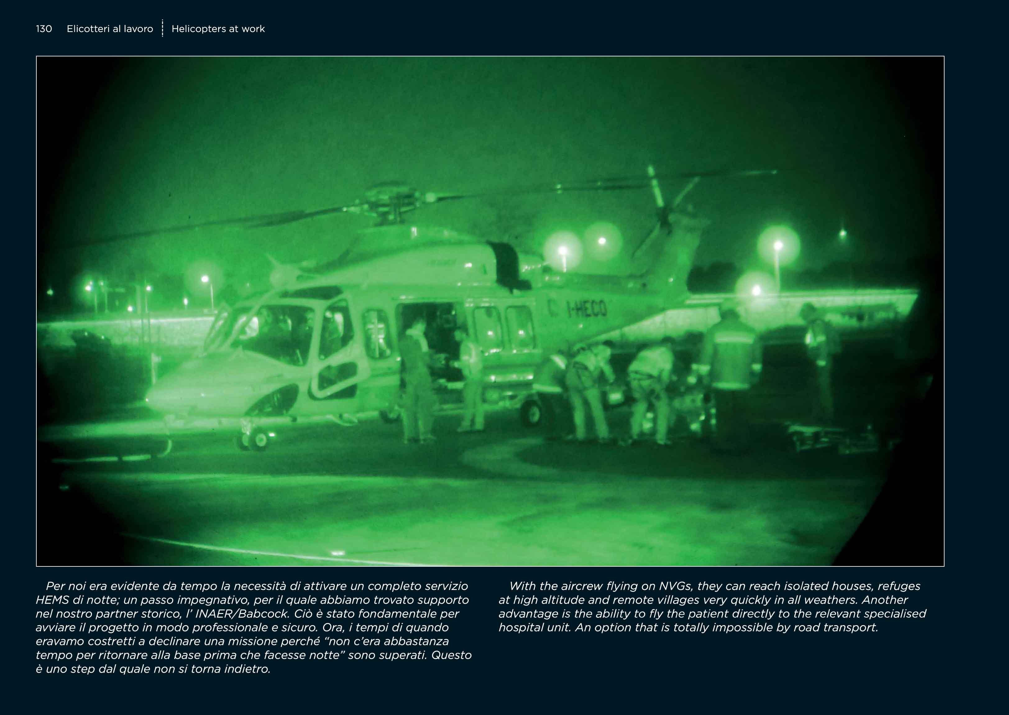 Soccorso ed elicotteri, intervista al fotoreporter Dino Marcellino | Emergency Live 14