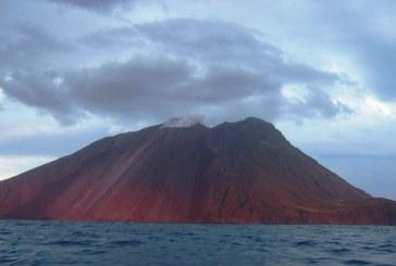 Protezione Civile: allerta gialla per vulcano Stromboli