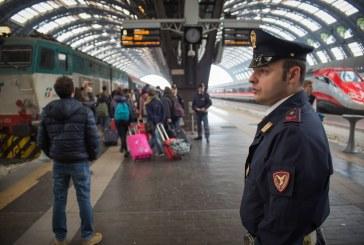 Prevenzione suicidi, antiterrorismo e sicurezza pendolari: Cosa ha fatto la Polfer nel 2017?