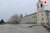 REPORT – Alluvione nella bassa parmense a Colorno, l'attività della Croce Rossa Italiana
