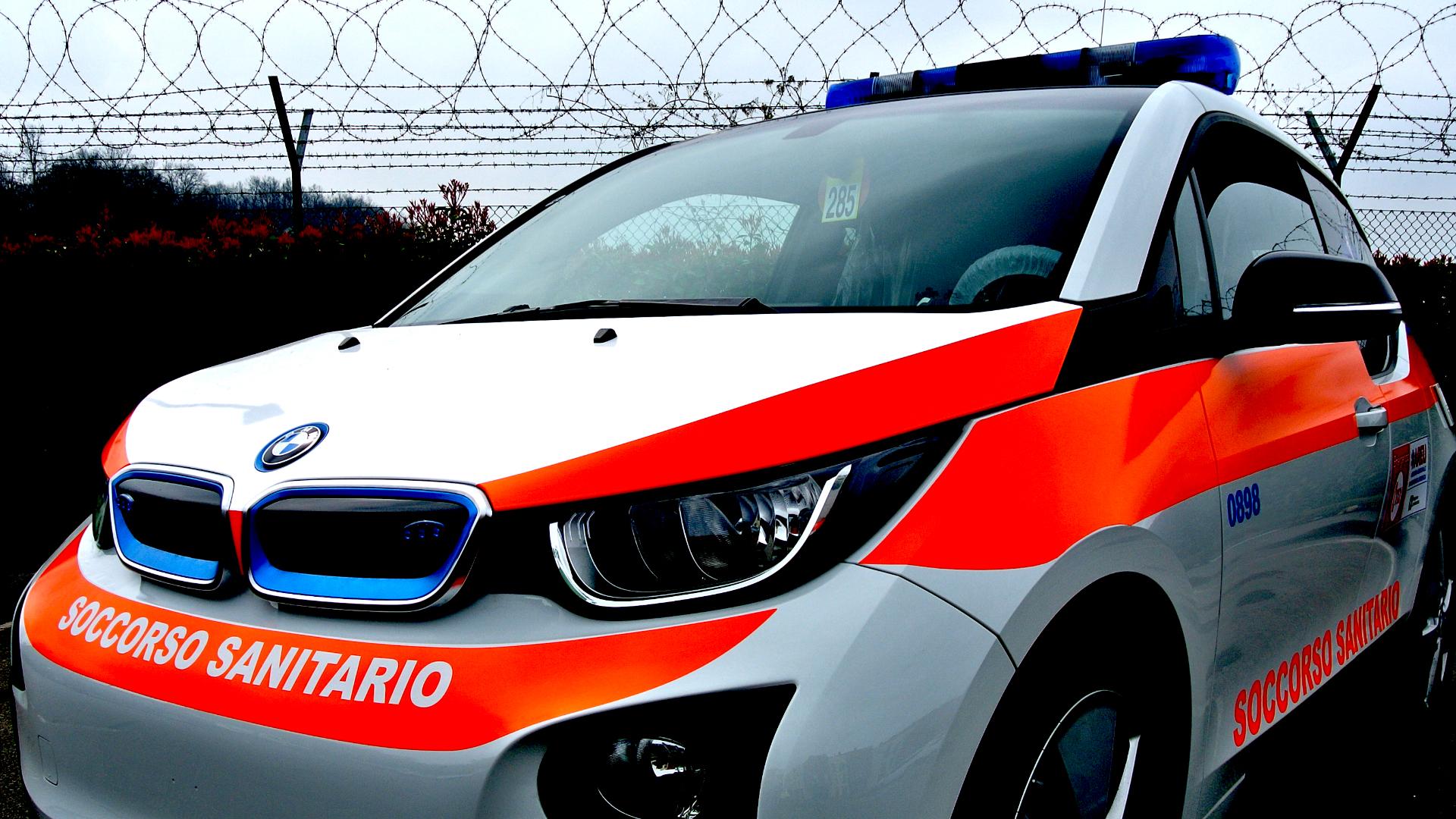 BMW i3 AREU EMS