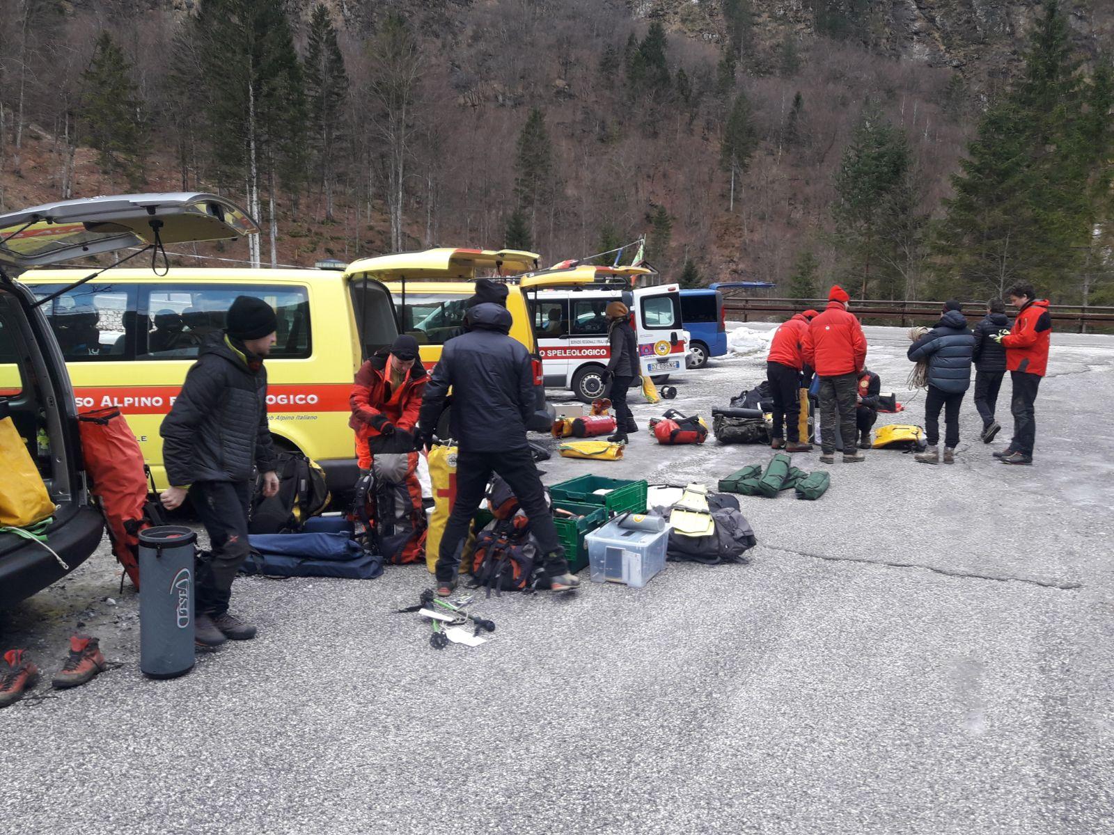 Esercitazione nazionale speleosub CNSAS ospitata in Friuli | Emergency Live 2
