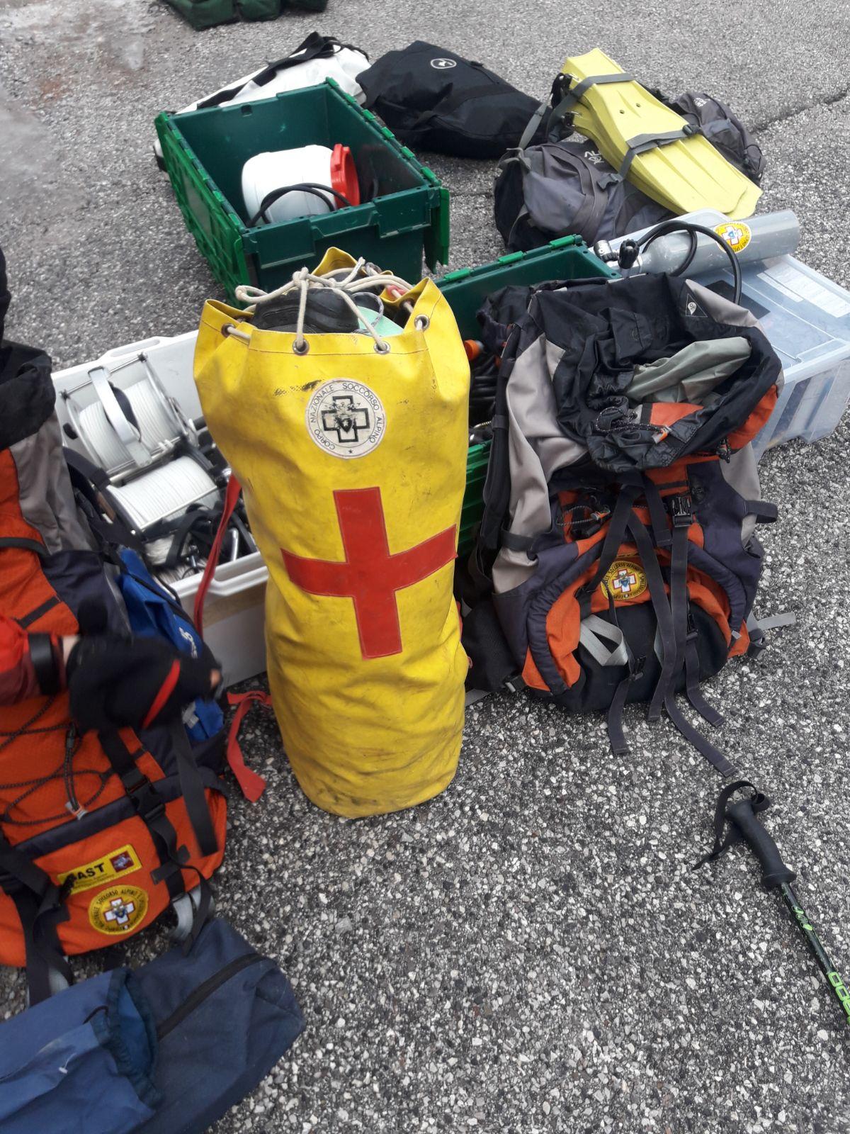 Esercitazione nazionale speleosub CNSAS ospitata in Friuli | Emergency Live 3