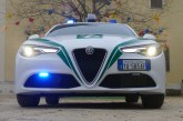 Polizia Locale reparto trasporto organi: Abbiategrasso crea il primo servizio in Italia su Alfa Romeo Giulia