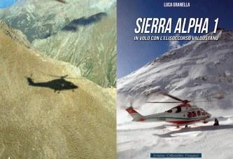 Sierra Alpha 1 in volo con l'elisoccorso valdostano, intervista a Luca Granella