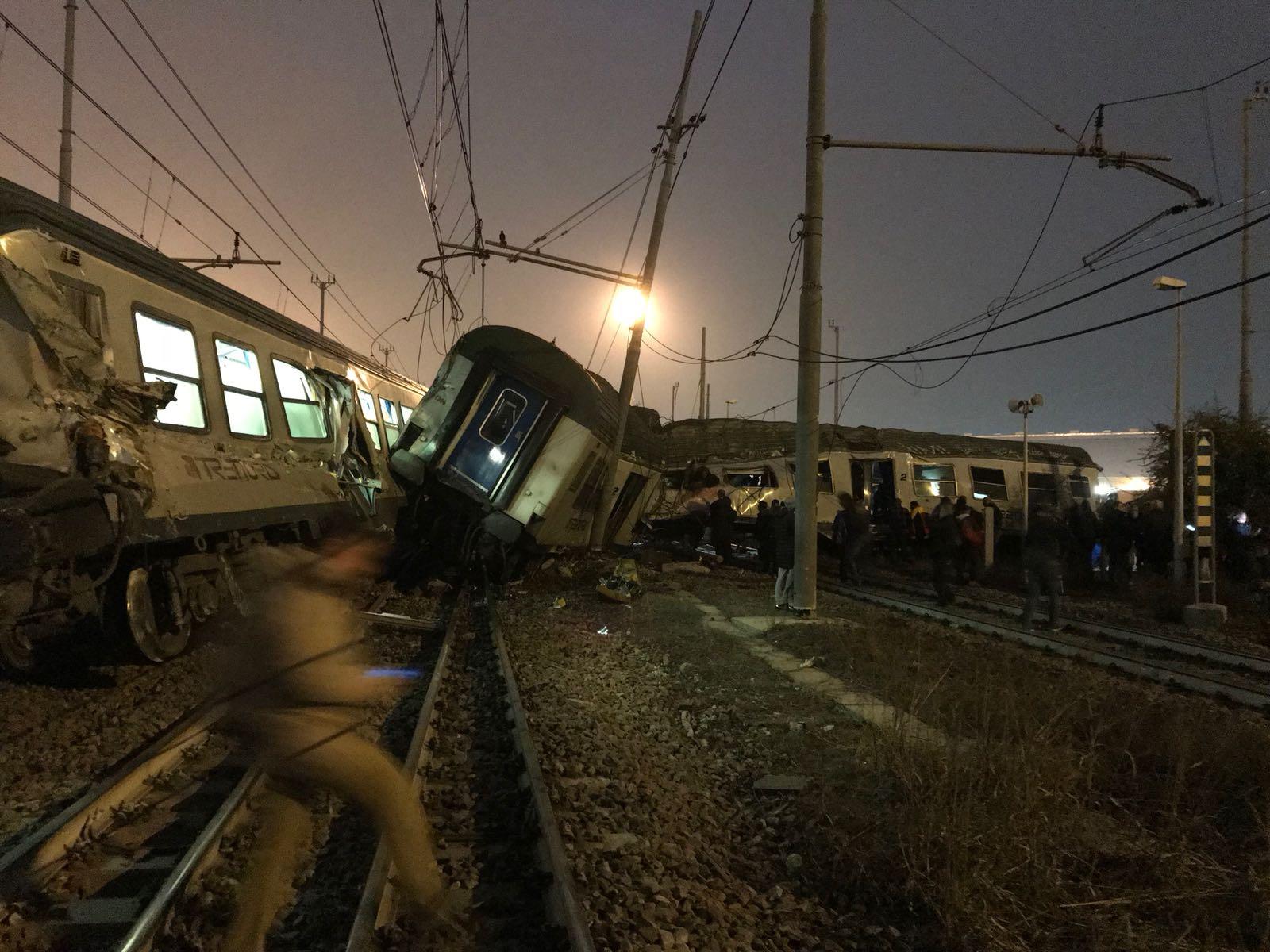 Incidente ferroviario a Pioltello, numero vittime da confermare, finite le operazioni di recupero | Emergency Live 2