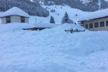 Vanghe in Alto Adige: evacuazione di un albergo e una valle isolata.