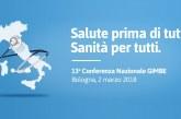 13a Conferenza Nazionale GIMBE – Salute prima di tutto, sanità per tutti