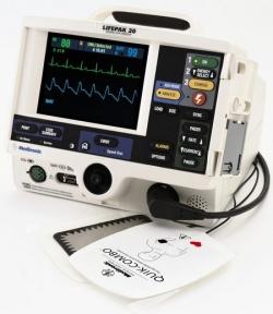 250px-Defibrillatore