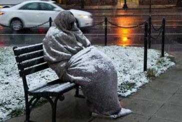 Emergenza freddo, attivato il comitato speciale della Protezione Civile: piani di intervento in vista per chi è senza casa e riscaldamento?