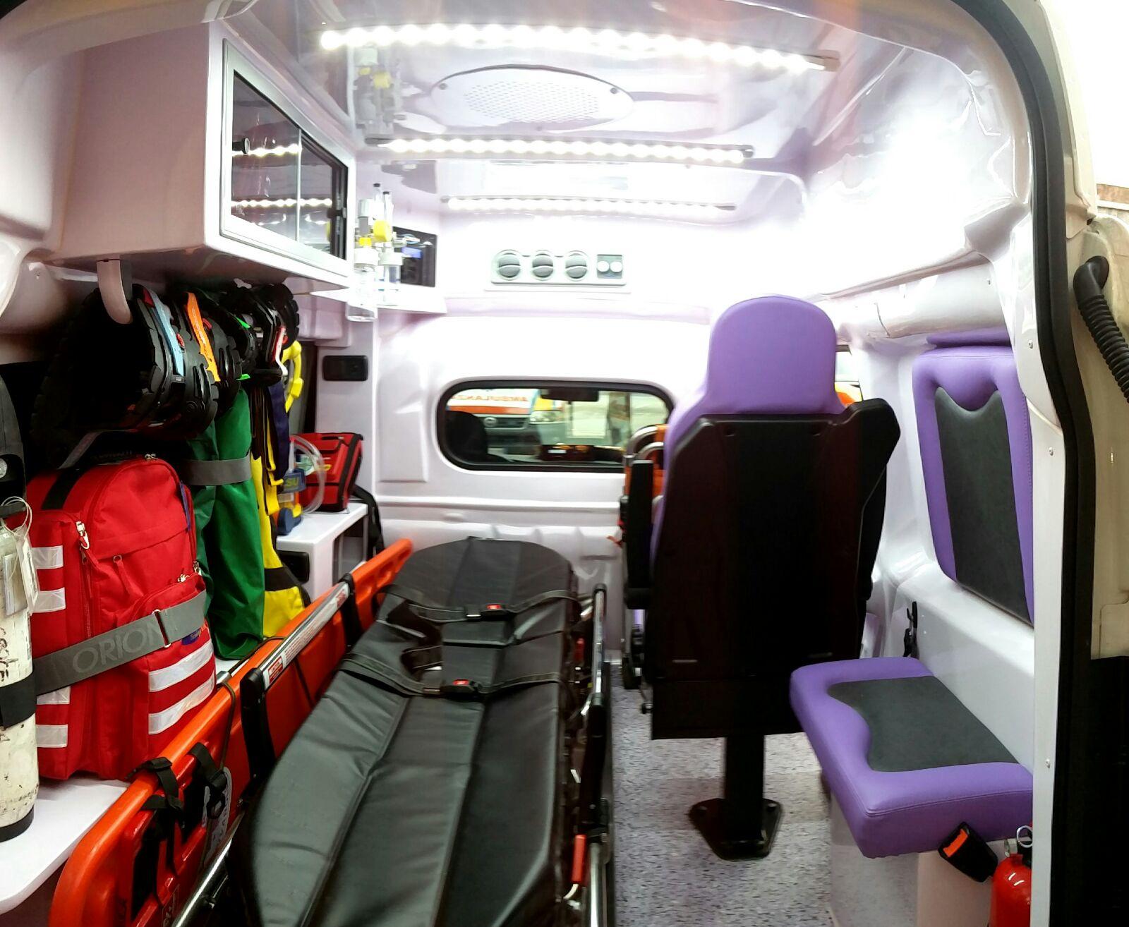 Il compatto in prima linea: Alla scoperta dell'ambulanza Fiat Doblò Orion | Emergency Live 2
