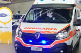 Anche l'ambulanza nel Business Booster Tour di Renault