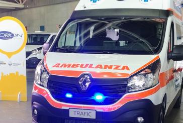 Anche l'ambulanza nel Business Booster Tour di Renault