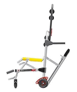 Spencer 4BELL: Perché la sedia portantina più leggera di sempre è anche la più resistente? | Emergency Live 9