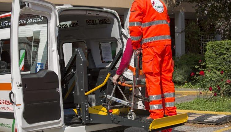 Trasporti sanitari, un sistema funzionante in Lombardia
