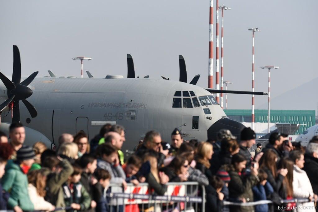 C130 Hercules Aeronautica Militare 46ma aerotrasportata