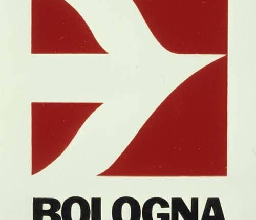 LOGO BOLOGNA SOCCORSO. ORIGINALE DIAPOSITIVA