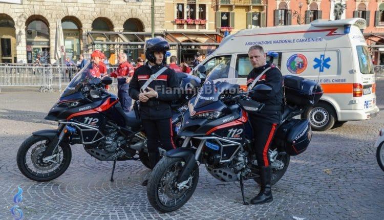 XXIV raduno Nazionale dell'ANC – Verona 2018