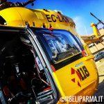 Vita da elisoccorso: le missioni di emergenza-urgenza viste da vicino con l'Elisoccorso di Parma | Emergency Live 4