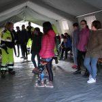 Alunni della Val d'Aosta a scuola di Protezione civile dagli Alpini ANA   Emergency Live 6