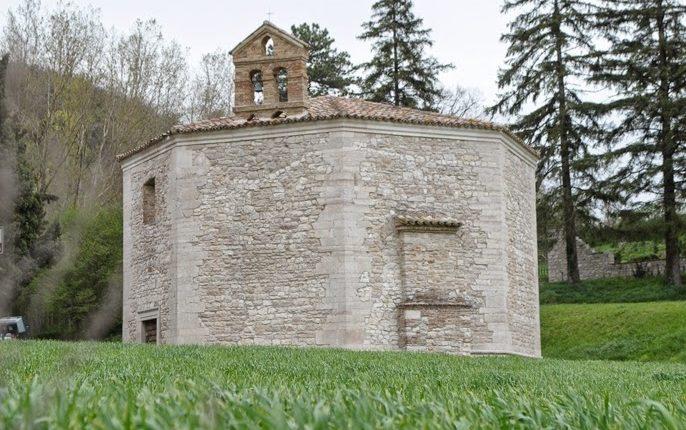 chiesa santa maria di varano muccia terremoto centro italia macerata