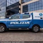 FIAT FULLBACK allestito NCT per la Polizia Scientifica | Emergency Live 3