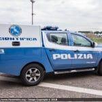 FIAT FULLBACK allestito NCT per la Polizia Scientifica | Emergency Live 2