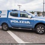 FIAT FULLBACK allestito NCT per la Polizia Scientifica | Emergency Live 1