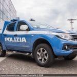 FIAT FULLBACK allestito NCT per la Polizia Scientifica | Emergency Live 5