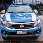 FIAT FULLBACK allestito NCT per la Polizia Scientifica | Emergency Live 7