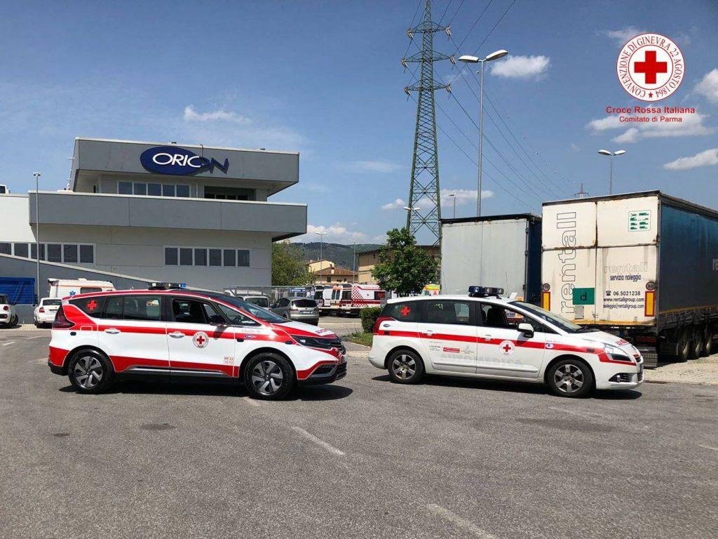 Automedica, la prima Renault Espace 2018 è firmata Orion | Emergency Live 2