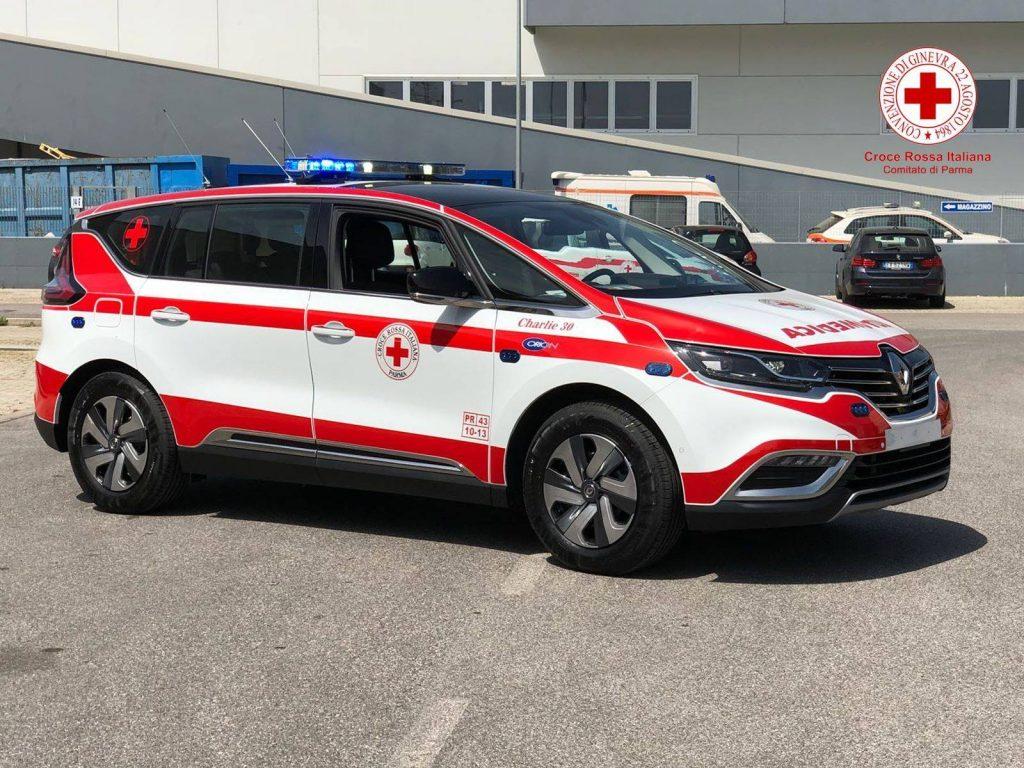 Automedica, la prima Renault Espace 2018 è firmata Orion | Emergency Live 4