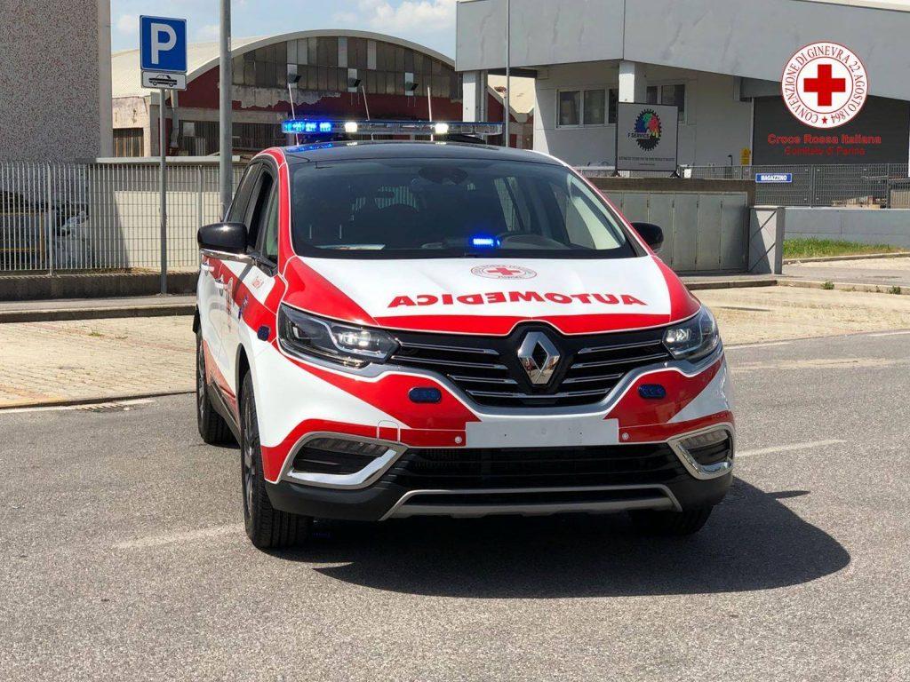 Automedica, la prima Renault Espace 2018 è firmata Orion | Emergency Live 5