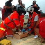 Arriva il training sulla sindrome da sommersione - A Rimini si terrà una giornata formativa sulle emergenze in mare | Emergency Live 8