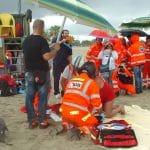 Arriva il training sulla sindrome da sommersione - A Rimini si terrà una giornata formativa sulle emergenze in mare | Emergency Live 7