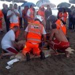 Arriva il training sulla sindrome da sommersione - A Rimini si terrà una giornata formativa sulle emergenze in mare | Emergency Live 16
