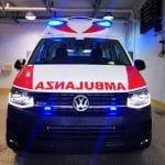 BOLLANTI presenta la nuova 112T6 AMBULANCE, l'ambulanza di soccorso con sistema 4motion e cambio DSG   Emergency Live 23