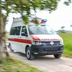 BOLLANTI presenta la nuova 112T6 AMBULANCE, l'ambulanza di soccorso con sistema 4motion e cambio DSG   Emergency Live 24
