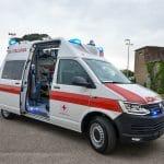 BOLLANTI presenta la nuova 112T6 AMBULANCE, l'ambulanza di soccorso con sistema 4motion e cambio DSG   Emergency Live 9